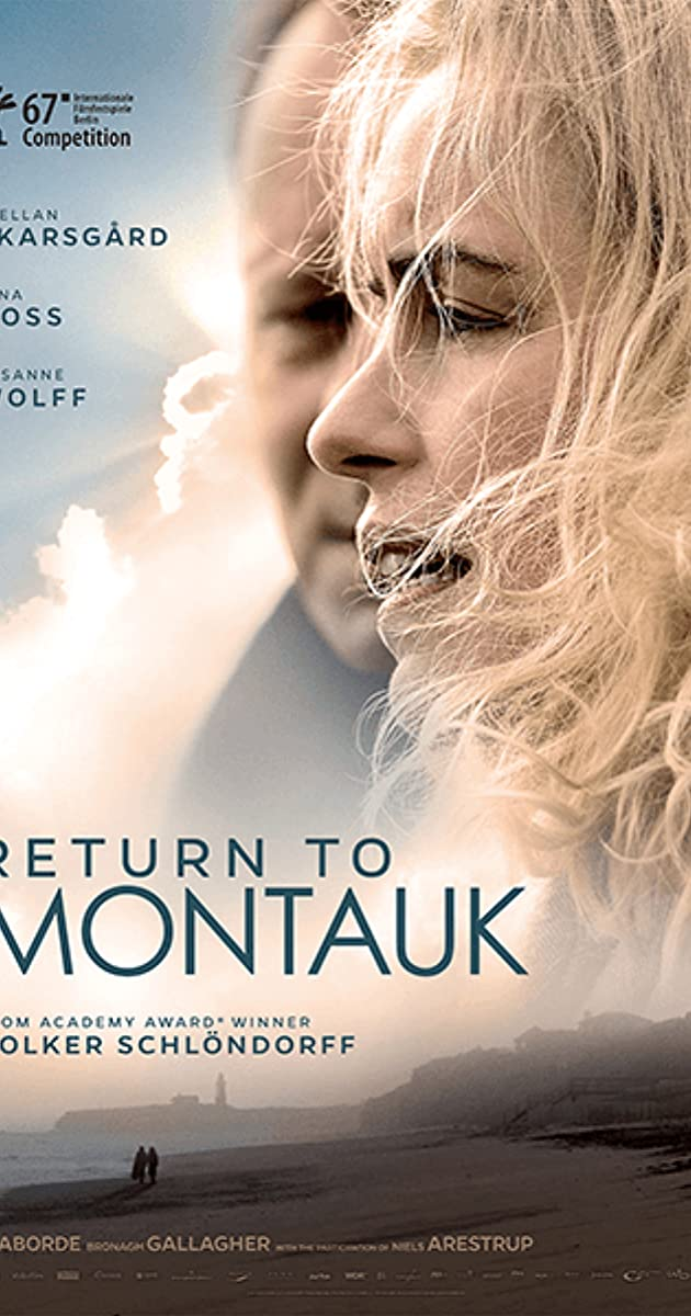 Subtitle of Return to Montauk
