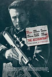 The Accountant (2016) Poster - Movie Forum, Cast, Reviews
