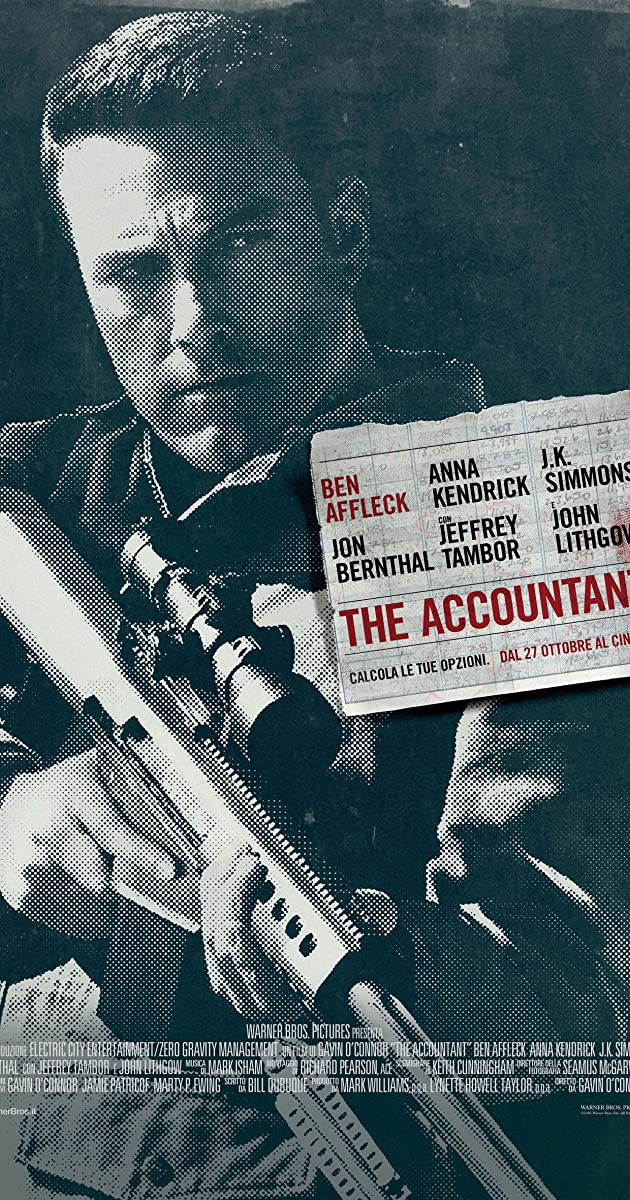 The Accountant 2016 Plot Summary Imdb