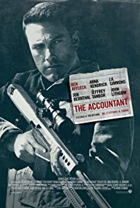 Best website to download full movies The Accountant by Todd Phillips [1920x1600]