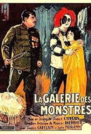 La galerie des monstres Poster