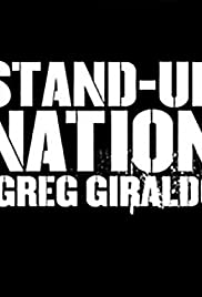 Stand-Up Nation with Greg Giraldo Poster