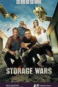 Barry Weiss, Dave Hester, Darrell Sheets, Jarrod Schulz, and Brandi Passante in Storage Wars (2010)