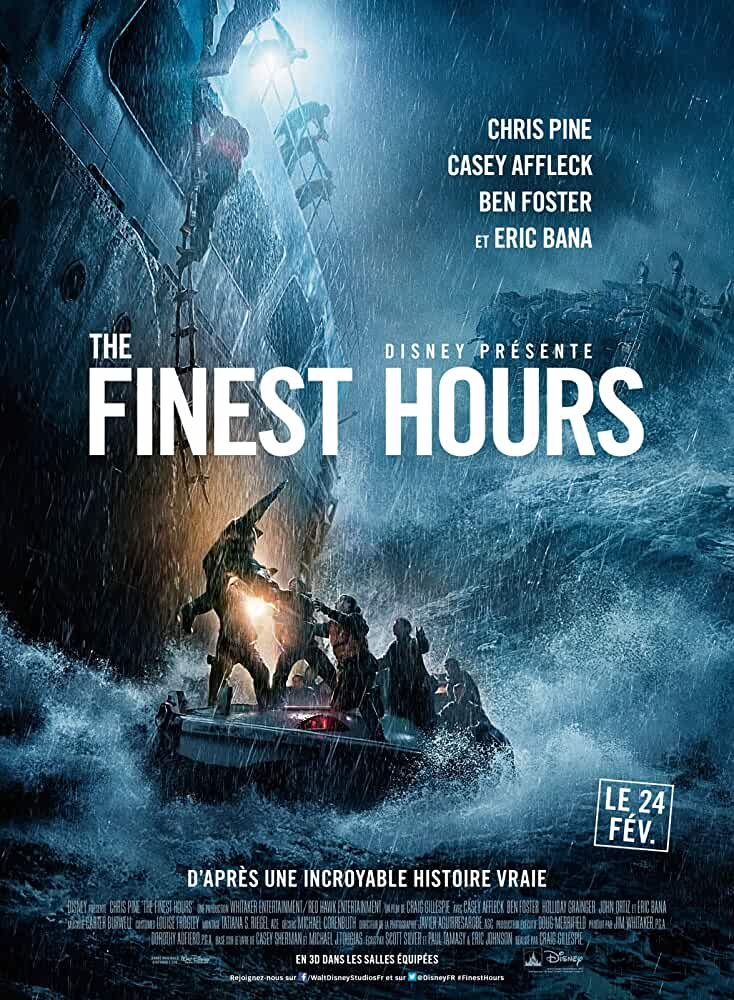 The Finest Hours (2016) in Hindi