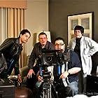 Ben Sant, Jason White, and Nancey Ahlstromer in Interest (2013)