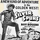 Roy Rogers and Phyllis Brooks in Silver Spurs (1943)