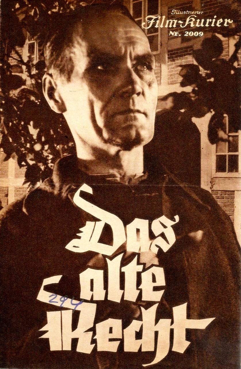 Das alte Recht (1934)