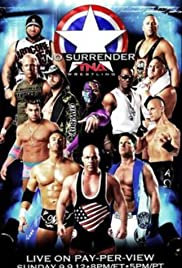 TNA: No Surrender Poster