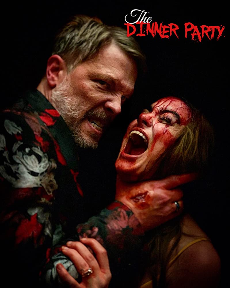 The Dinner Party (2020) English 720p HDRIp Esubs DL