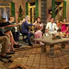 Andy Cohen, Austen Kroll, Cameran Eubanks, Chelsea Meissner, Shep Rose, Craig Conover, Kathryn Dennis, and Naomie Olindo in Southern Charm (2013)