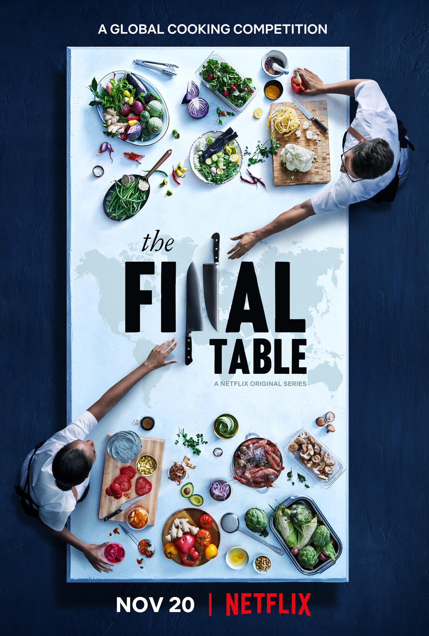 The Final Table Tv Series 2018 Imdb