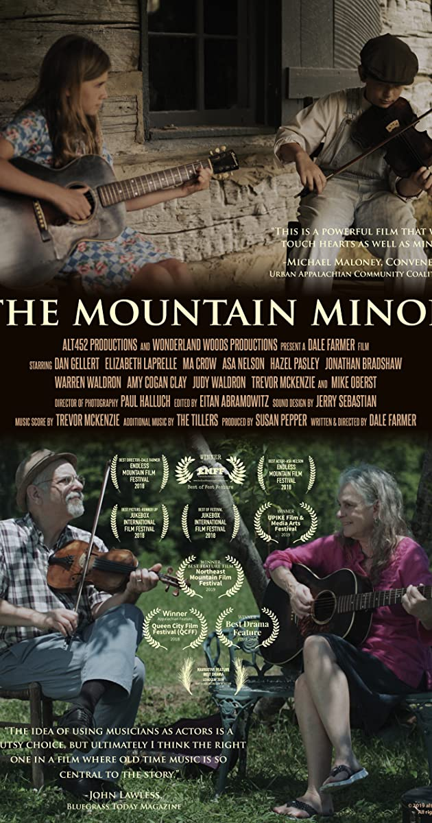 Subtitle of The Mountain Minor