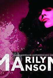 Marilyn Manson: Arma-goddamn-motherfuckin-geddon Poster