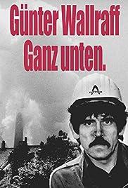 Günter Wallraff - Ganz unten Poster