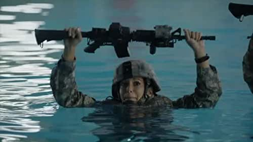 Enlisted: Water Treading Competition