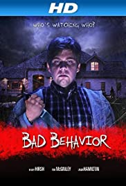 Bad Behavior Poster