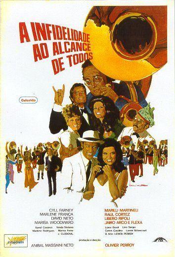 A Infidelidade ao Alcance de Todos (1972) - IMDb