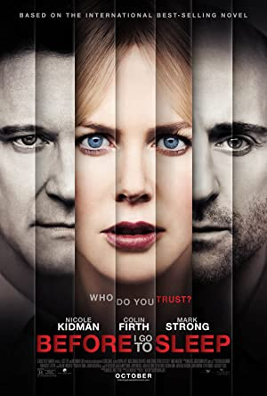 Before I Go to Sleep (2014) online sa prevodom