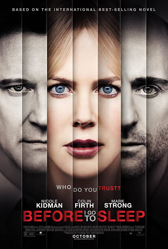 Colin Firth, Nicole Kidman, and Mark Strong in Before I Go to Sleep (2014)