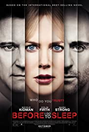 Before I Go to Sleep (2014) Poster - Movie Forum, Cast, Reviews