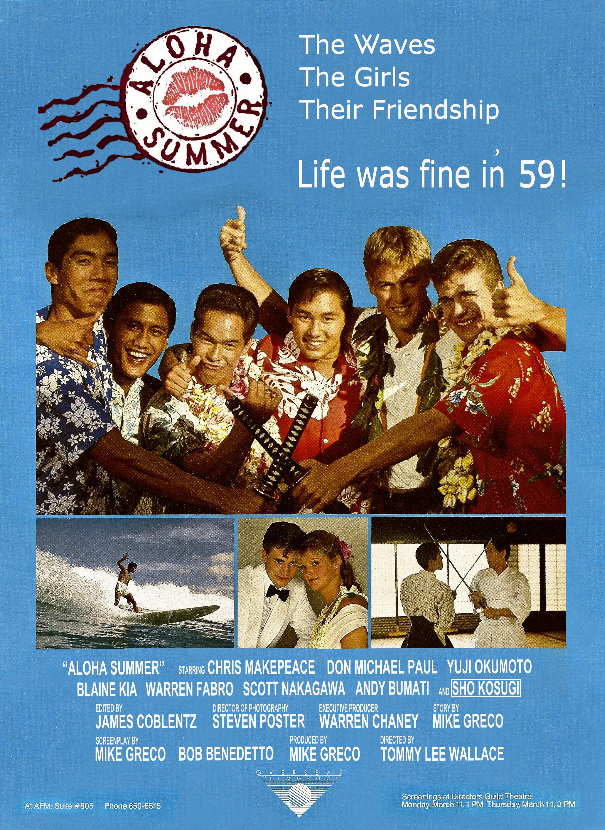 Aloha Summer (1988)