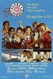 Aloha Summer Poster