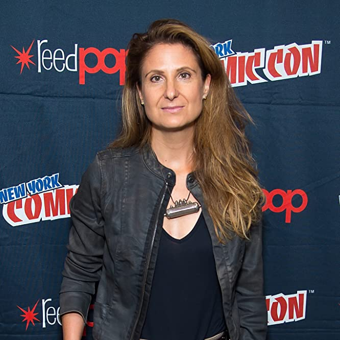 Anna Foerster attends the Screen Gems - Resident Evil: The Final Chapter and Underworld: Blood Wars press room during 2016 New York Comic Con at The Theater at Madison Square Garden on October 7, 2016 in New York City.