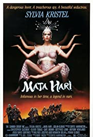 Mata Hari (1985) Poster - Movie Forum, Cast, Reviews