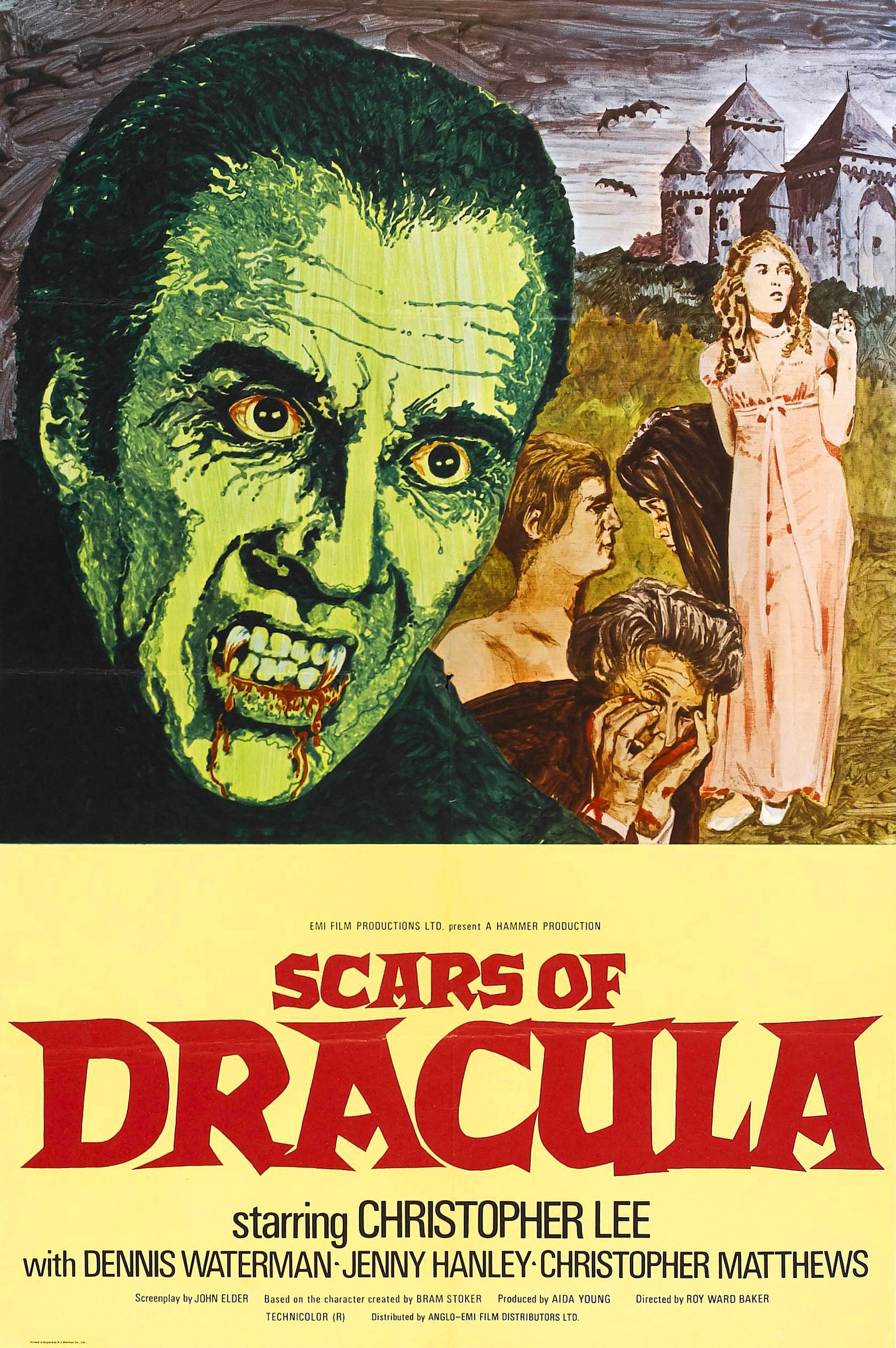 Image result for scars of dracula