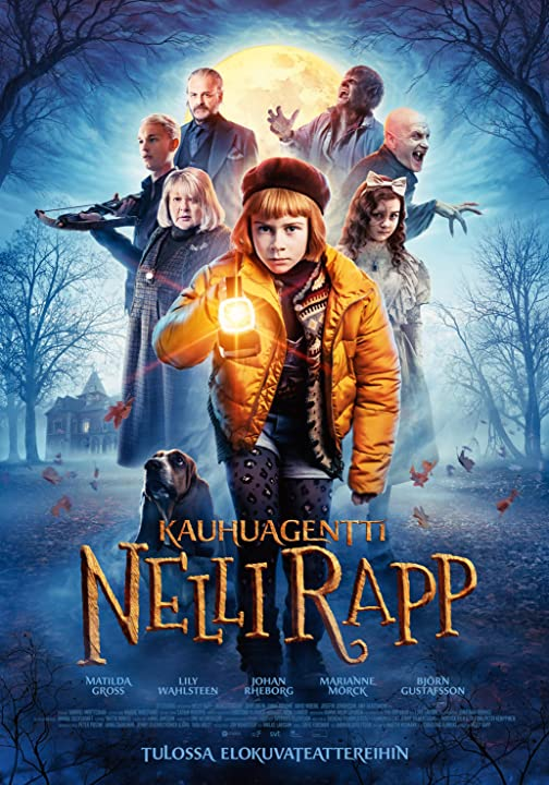Nelly Rapp – Monsteragent (2020) English Movie HDRip 350MB Download