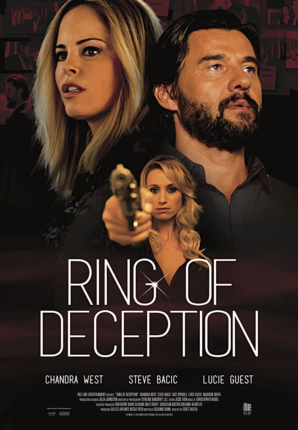 Ring Of Deception 2017 Hindi English 720p BluRay 490MB x264