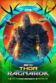 Thor: Finding Korg Poster