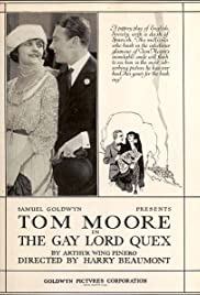 The Gay Lord Quex Poster