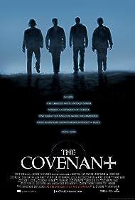 Kyle Schmid, Sebastian Stan, Steven Strait, and Taylor Kitsch in The Covenant (2006)