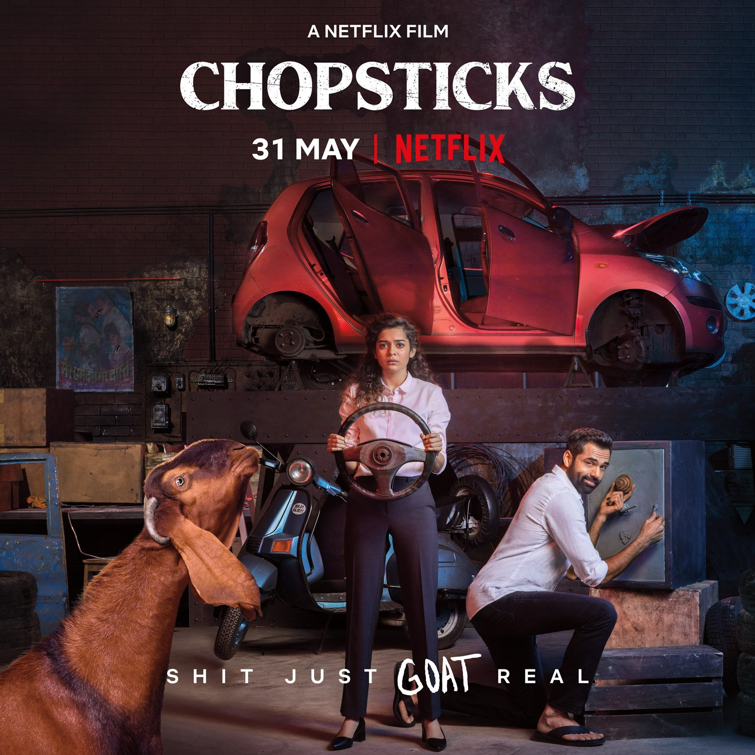 Chopsticks (2019) - IMDb