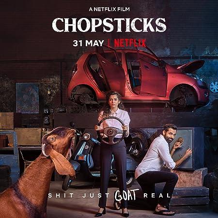 Chopsticks (2019) Hindi Netflix WEB-DL – 480P | 720P – x264 – 400MB | 900MB Download