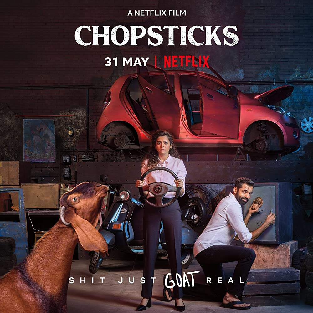 Chopsticks (2019) Dual Audio Hindi 407MB HDRip ESub Download
