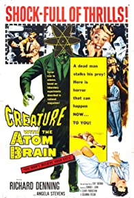 Primary photo for Creature with the Atom Brain