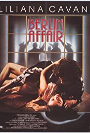 The Berlin Affair (1985) Poster - Movie Forum, Cast, Reviews