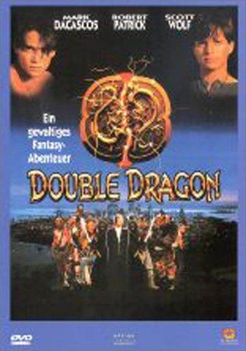 double dragon movie pendant