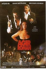 Müjde Ar, Okan Bayülgen, and Mustafa Ugurlu in Agir Roman (1997)
