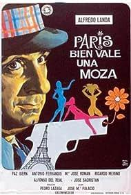 Alfredo Landa in París bien vale una moza (1972)