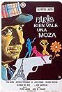 París bien vale una moza (1972) Poster