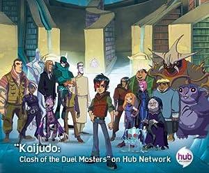 Assistir Kaijudo: Rise of the Duel Masters Online Gratis