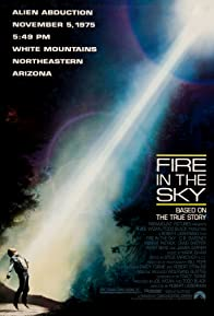 Primary photo for Fire in the Sky