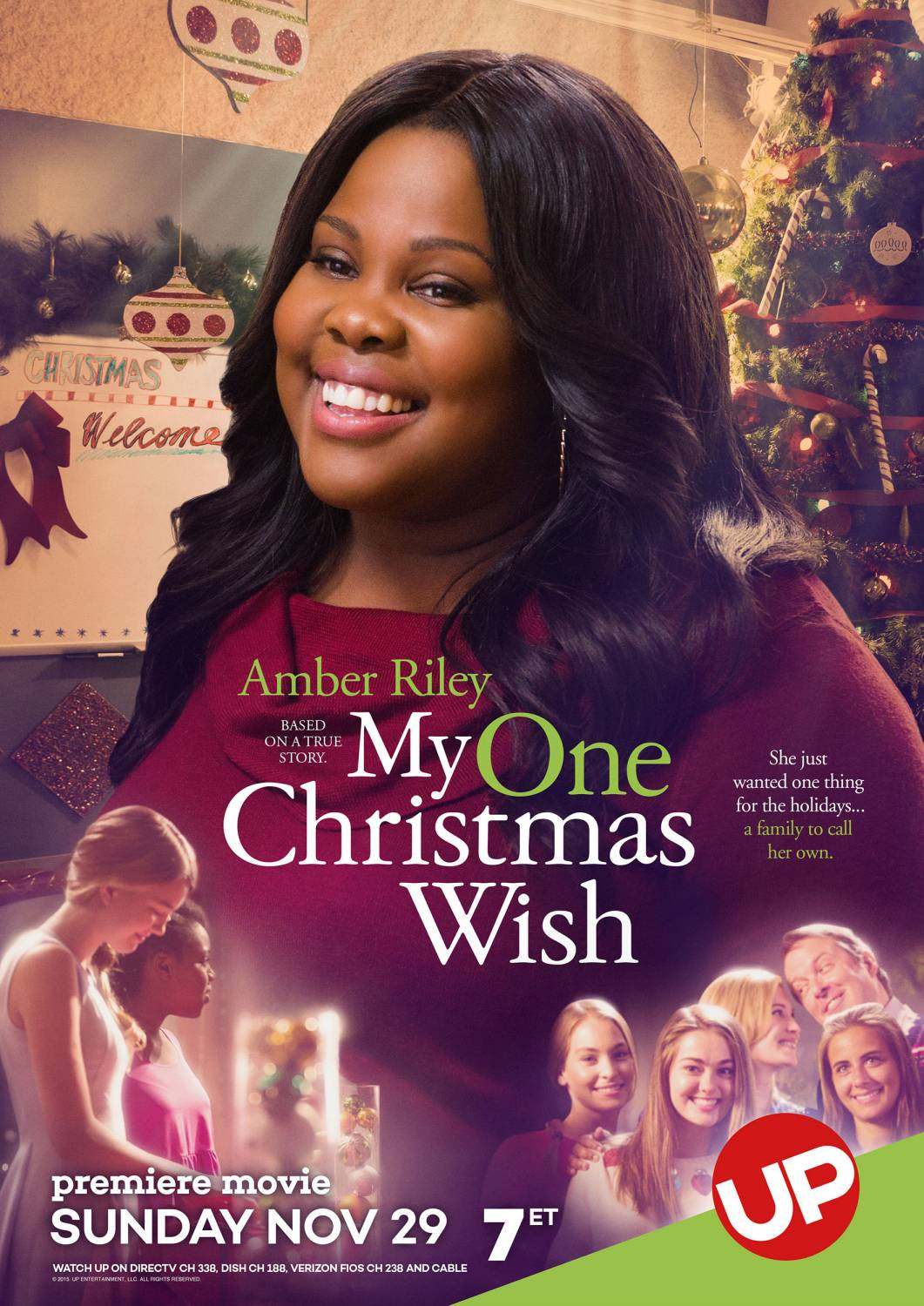 my one christmas wish tv movie 2015 imdb