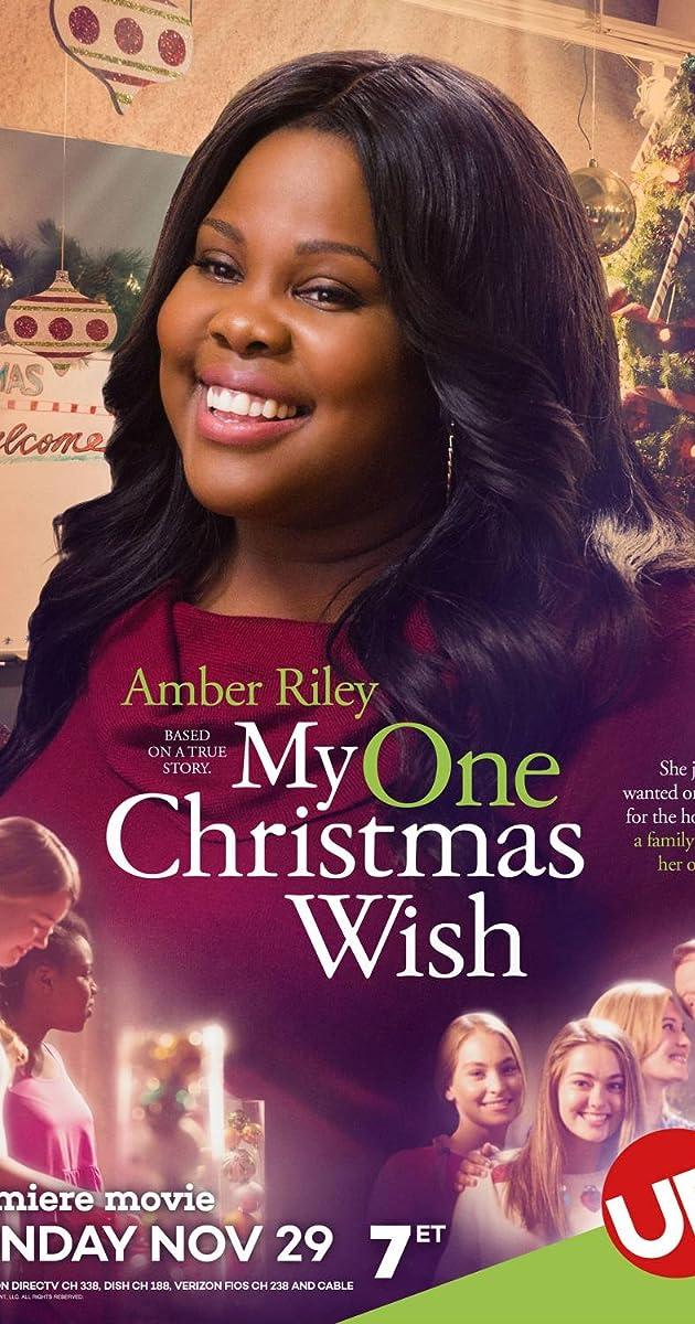 my one christmas wish tv movie 2015 imdb - Christmas Movies On Directv