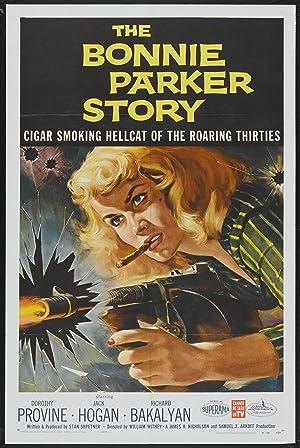 Film-Noir The Bonnie Parker Story Movie