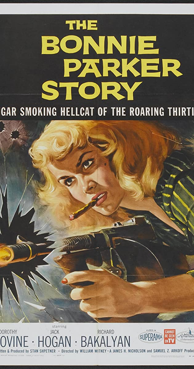 The Bonnie Parker Story 1958 Imdb