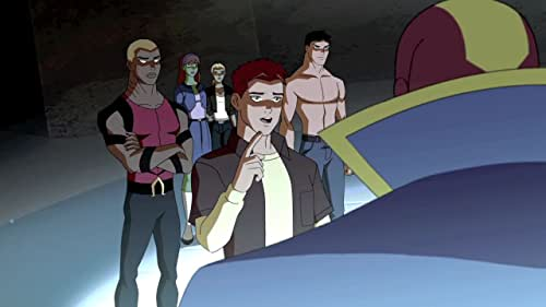 Young Justice: Denial